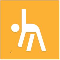 gymnastics symbol